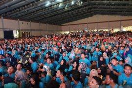 PLN beri insentif pemenang Electric Jakarta Marathon 2019