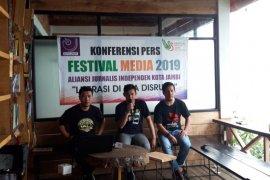 Peserta talkshow dan workshop Fesmed 2019 membludak