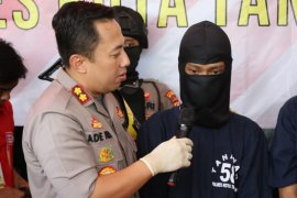 Polresta Tangerang tangkap pelaku perampokan minimarket
