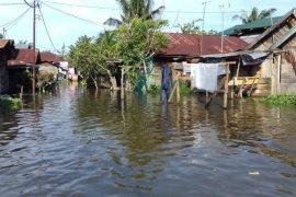 Enam unit sekolah di Tanjung Pura Langkat terdampak banjir