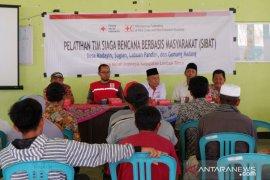 PMI NTB pelatihan relawan Sibat pengurangan risiko bencana