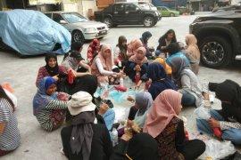 Di Kuala Lumpur komunitas Saudara1Negara sosialisasi ecobrick