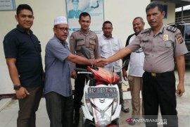Sepmor ditemukan tersembunyi di kebun tebu Aceh Utara
