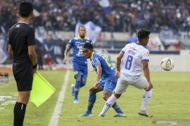 Mampukah Persib Bandung wujudkan  ambisi tujuh laga tak terkalahkan?