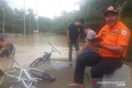 Banjir di Aceh Utara meluas, mengakibatkan jalan dua desa lumpuh