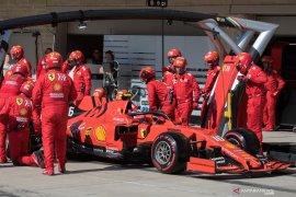 Leclerc akan diganjar penalti Grand Prix Brasil