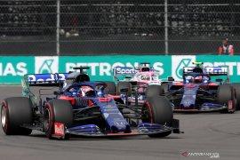Toro Rosso pertahankan Kvyat dan Gasly musim depan