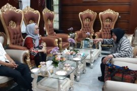 Demokrat bertemu Wali Kota Risma bahas Pilkada Surabaya 2020