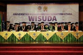 L2Dikti: Lulusan UMSU paling cemerlang