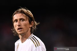 Luka Modric beri sinyal peluang bermain di Italia