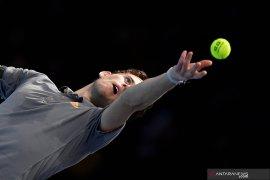 Thiem naik satu peringkat usai ATP Finals