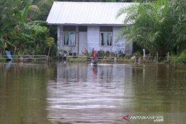 Puluhan rumah di Aceh Tenggara terendam banjir akibat luapan sungai