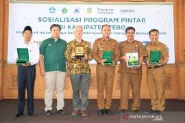 Empat Daerah  di Jambi terapkan program PINTAR Tanoto