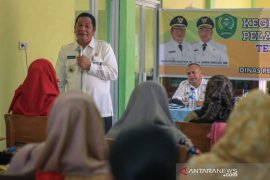 Pemkot Padangsidimpuan gelar pelatihan bagi UMKM
