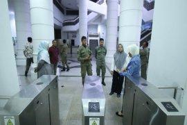Pascaledakan bom Medan, Sekdaprov Sumut sidak pengamanan kantor gubernur