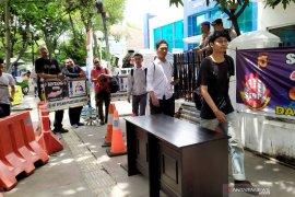 Polrestabes Bandung perketat penjagaan