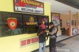 Polres HST tingkatkan keamanan Mako pasca bom bunuh diri di Medan