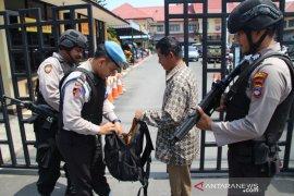 Polresta Banjarmasin tingkatkan kewaspadaan pascabom bunuh diri