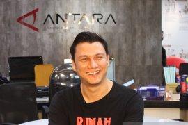 Aktor  Christian Sugiono sepakat Lombok destinasi wisata halal terbaik