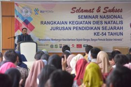 Rektor Unimed minta generasi muda memperkuat solidaritas
