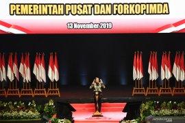 Presiden Jokowi: Negara kita sudah kebanyakan peraturan