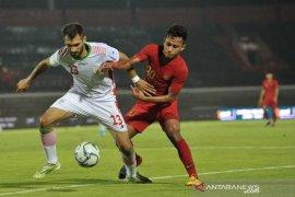 Timnas U-23 Indonesia imbang lawan Iran