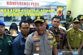 Kapolres Cianjur perintahkan tembak di tempat untuk bandar narkoba