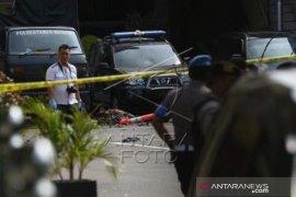 Pascabom bunuh diri, Polisi sterilisasi Polrestabes Medan