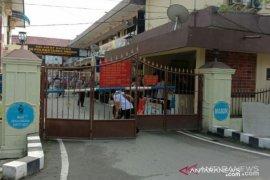 Pascaledakan bom bunuh diri, polisi identifikasi di seputaran Polrestabes Medan