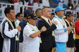 Kalsel tuan rumah Kejurnas Prakualifikasi Pekan Olahraga Nasional Kempo