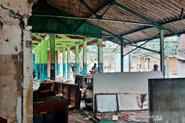 Pasar Klojen Lumajang menjadi percontohan pasar tradisional higienis