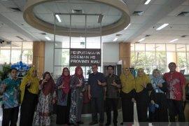 Dispersip Riau gencarkan pembinaan 3.769 unit perpustakaan