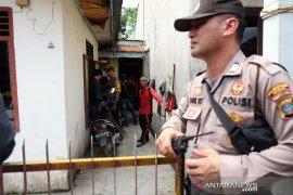 Pelaku bom bunuh diri Medan mahasiswa berinisial RMN