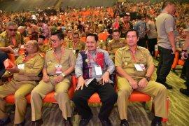 Wagub ikuti Rakornas Kepala Daerah se Indonesia