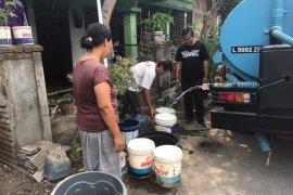 Ratusan keluarga di Kota Kediri masih kekurangan air bersih