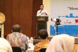 Wagub Banten Andika Hazrumy  ajak perguruan tinggi bantu pengembangan UKM go digital