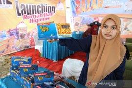 Pemerintah luncurkan rumah ikan higenis di Aceh
