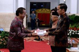 Gubernur Sulteng terima DIPA 2020 dari Presiden Jokowi Page 1 Small
