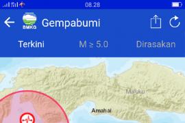 BPBD Maluku apresiasi warga Ambon tidak terpengaruh gempa susulan