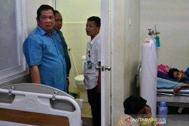 Wali Kota sidak RSUD Padangsidimpuan, hasilnya tidak sesuai harapan