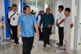 Irsan Efendi akan rotasi pejabat RSUD Padangsidimpuan