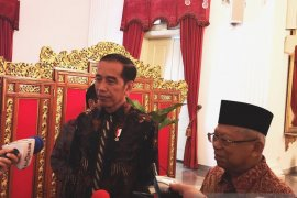 Presiden Jokowi sebut Ahok masih proses seleksi di Kementerian BUMN