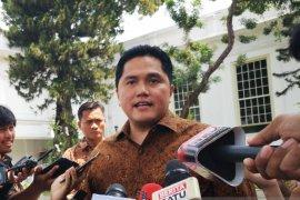 Awal Desember, Menteri BUMN pastikan posisi Ahok