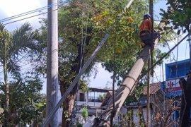 Listrik lima dusun di Probolinggo kembali menyala setelah padam 26 jam
