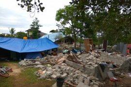 Gempa tektonik  beruntun sebabkan warga Ambon kembali mengungsi