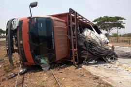 Operator Tol Cipali akui baru pasang pembatas jalan sepanjang 18 kilometer