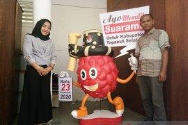 20 November, KPU launching Pilkada Tapanuli Selatan 2020