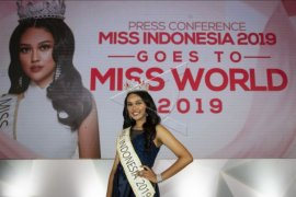 Miss Indonesia goes to Miss World
