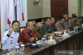 Wako Pangkalpinang bersama Forkopimda studi banding ke Bogor