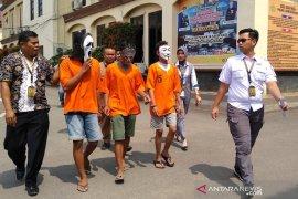 Pelajar pelaku begal di Lhokseumawe diringkus polisi